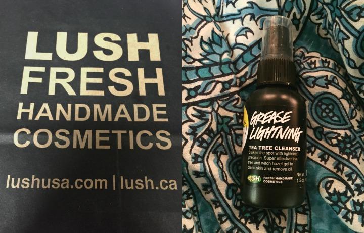 Lush: Grease Lightning