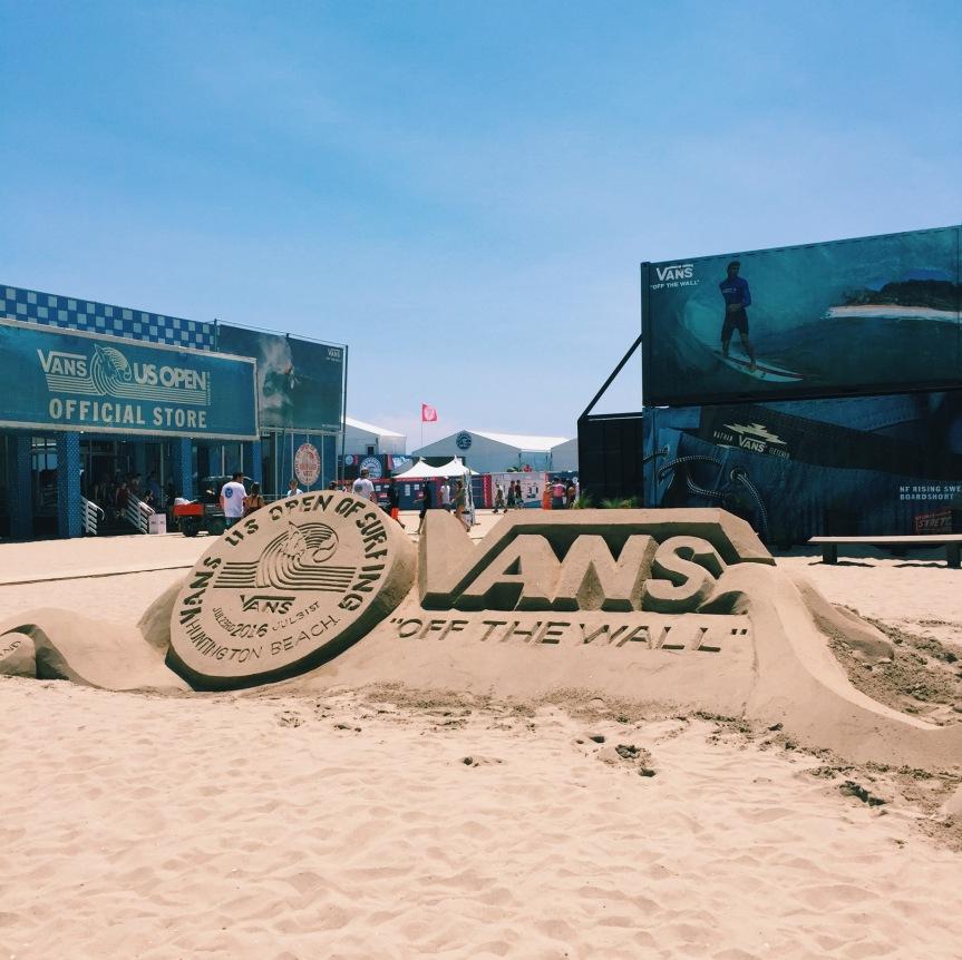 U.S. Open of Surfing2016!