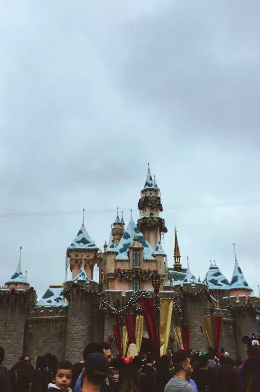 Talkative Tuesday: Disneyland Adventures +Mishaps!